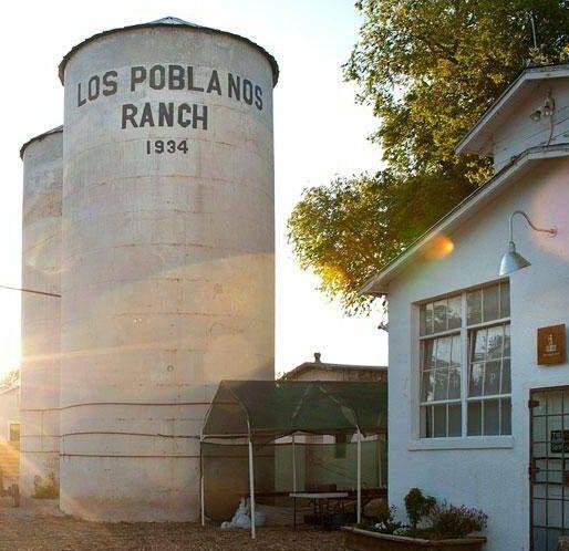 Los Poblanos farm shop
