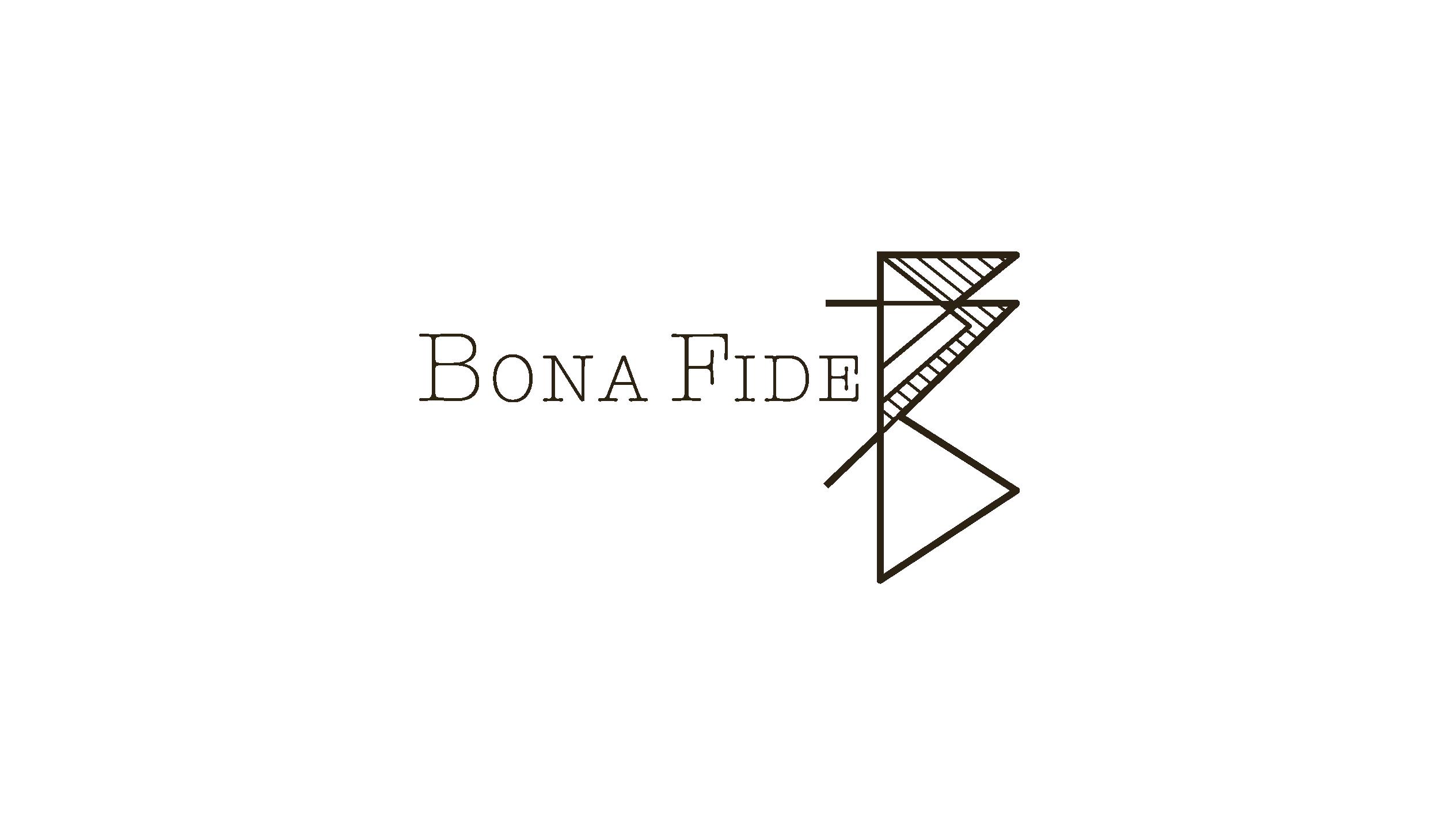 logo bonafide clothing shop